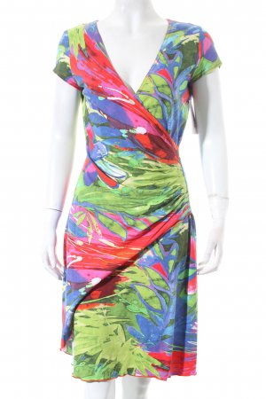 Barbara Schwarzer Dress multicolored casual look