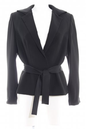 Barbara Schwarzer Short Blazer black business style