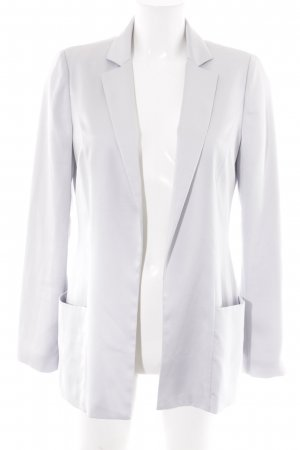 Barbara Schwarzer Long Blazer pale blue elegant