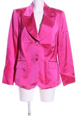 Barbara Schwarzer Smokingowa marynarka różowy W stylu casual