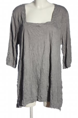 Barbara Speer Tunic Blouse light grey casual look