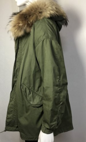Barbed Parka multicolore