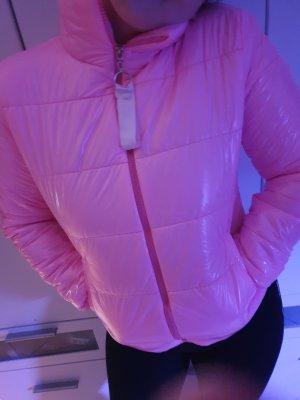 Ohne Chaqueta de invierno rosa