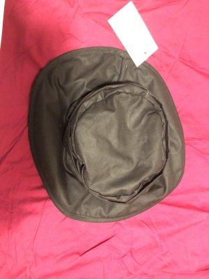 Barbour Zachte hoed zwart Katoen