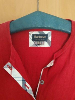 Barbour Cardigan rosso