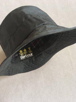 Barbour Bucket Hat dark blue