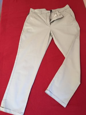Barbour Pantalon beige clair coton