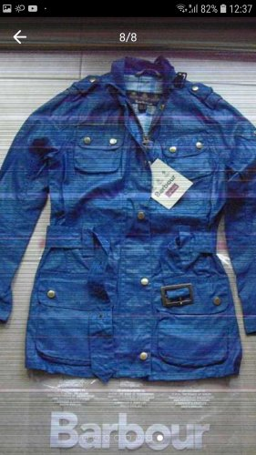 Barbour Veste imperméables multicolore