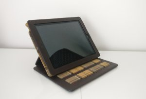 Barbour iPad Hülle