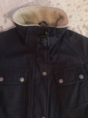 Barbour Parka blu