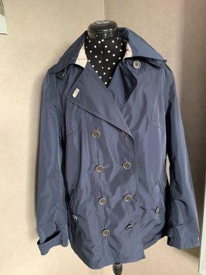 Barbour Raincoat dark blue