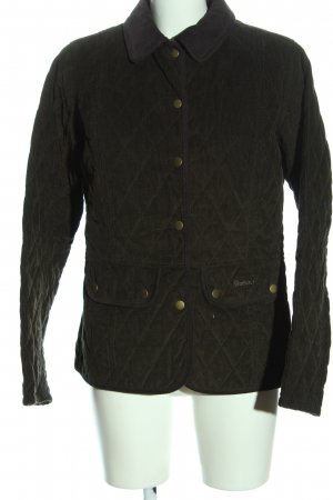 Barbour Kurzjacke braun Casual-Look