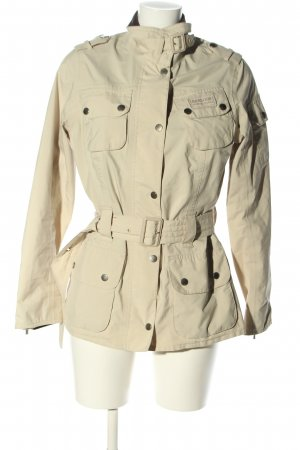 Barbour Kurzjacke creme Casual-Look