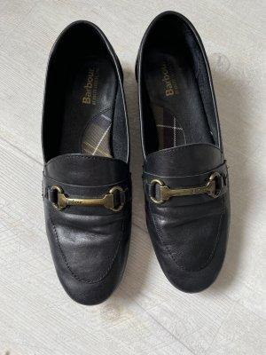 Barbour Pantofola nero