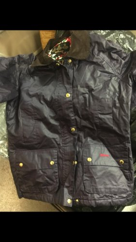 Barbour Giacca softshell lilla