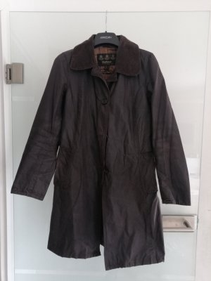 Barbour Trench marrone scuro