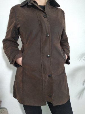 Barbour Waxed Jacket brown
