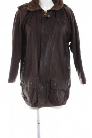 Barbour Outdoor Jacket brown business style