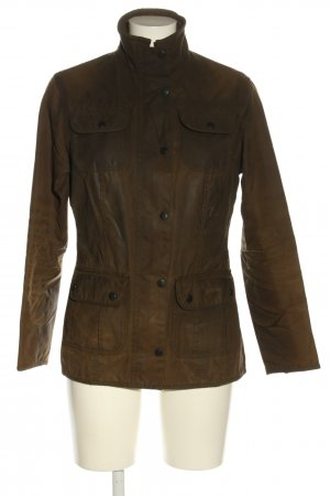 Barbour Outdoorjacke braun Casual-Look