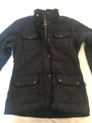 Barbour Polarquilt BLACK UK 10 Gr. 36 neu