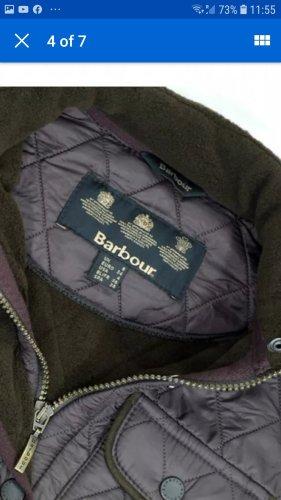 Barbour Fleece Jackets dark brown