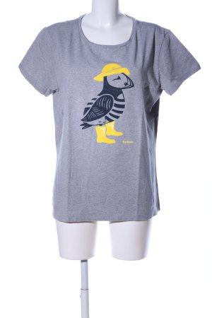 Barbour T-shirt imprimé moucheté style décontracté