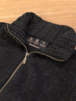 Barbour Maglione di lana antracite