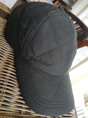 Barbour Gorra de plato negro