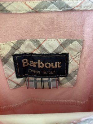 Barbour Polo Shirt rose-gold-coloured