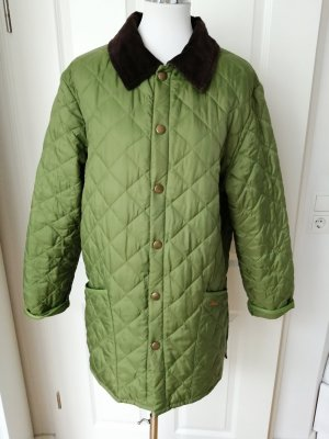 Barbour Quilted Coat green