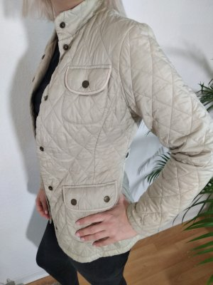 Barbour Quilted Jacket oatmeal