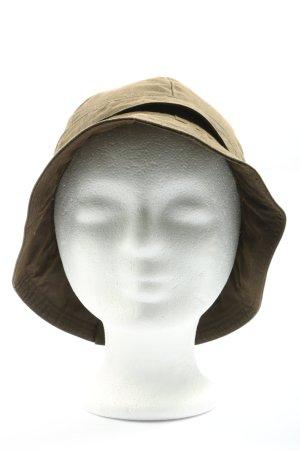 Barbour Bucket Hat khaki casual look
