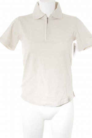 Barbour T-Shirt cream casual look