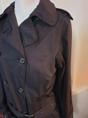 Barbour Trenchcoat Gr. 40 schwarz