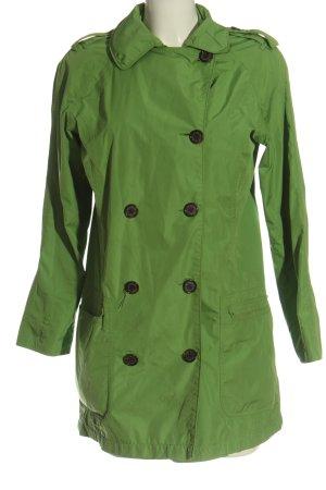Barbour Übergangsmantel grün Casual-Look