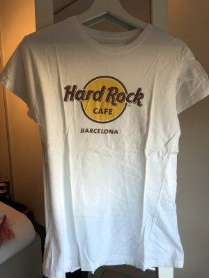 Hard Rock Cafe T-shirt imprimé multicolore