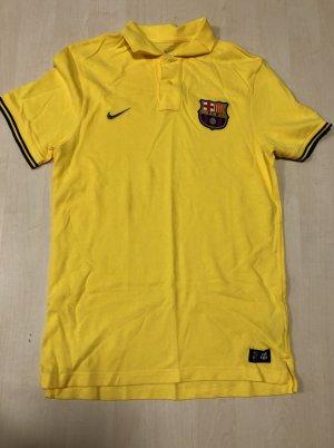 Nike T-shirt geel