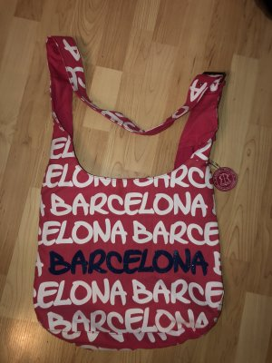 Barcelona Umhängetasche Städtetasche