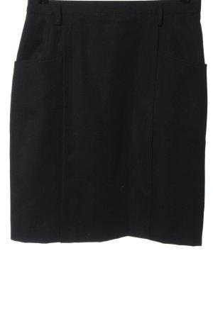 bardehle Mini-jupe noir style d'affaires