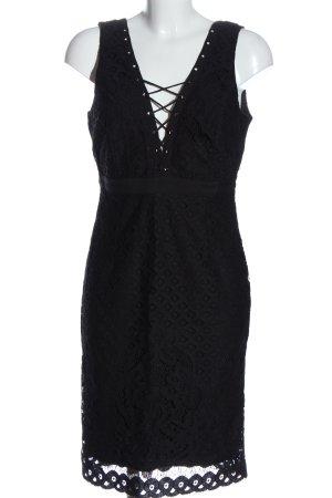 Bardot Kokerjurk zwart elegant
