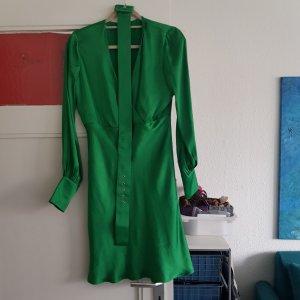 Bardot Jurk met lange mouwen groen