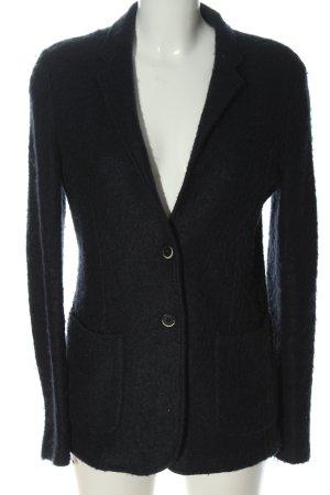 Barena Knitted Blazer black business style