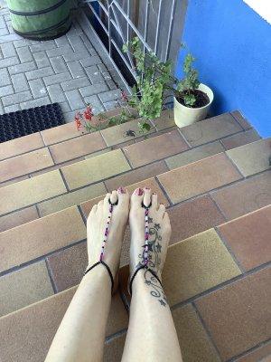 Anklet black