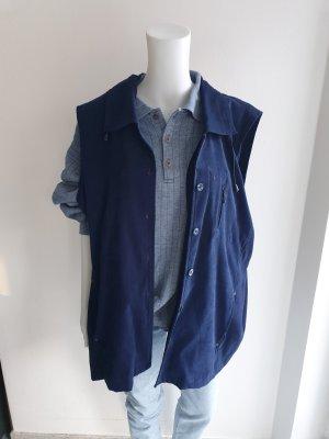 Barisal Oversized Jacket blue