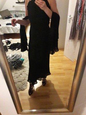 Barisal Abendkleid XS 34 schwarz