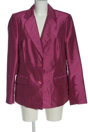 Barisal Klassischer Blazer roze zakelijke stijl