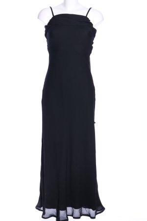 Barisal Maxikleid schwarz Elegant