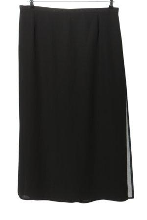 Barisal Maxi rok zwart casual uitstraling