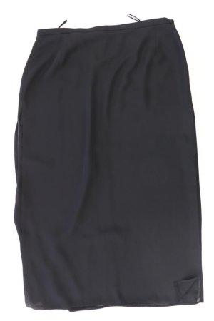 BARISAL Maxirock Größe 46 schwarz aus Polyester