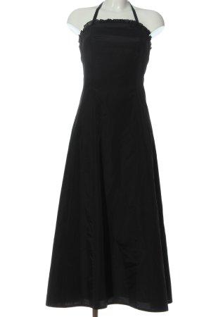 Barisal Midi-jurk zwart elegant